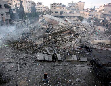 Miliardowe straty w Strefie Gazy. Odbudowa potrwa kilka lat