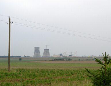 """Przy granicy rusza elektrownia, władze kupują jod. """"Doskonale pamiętamy..."""