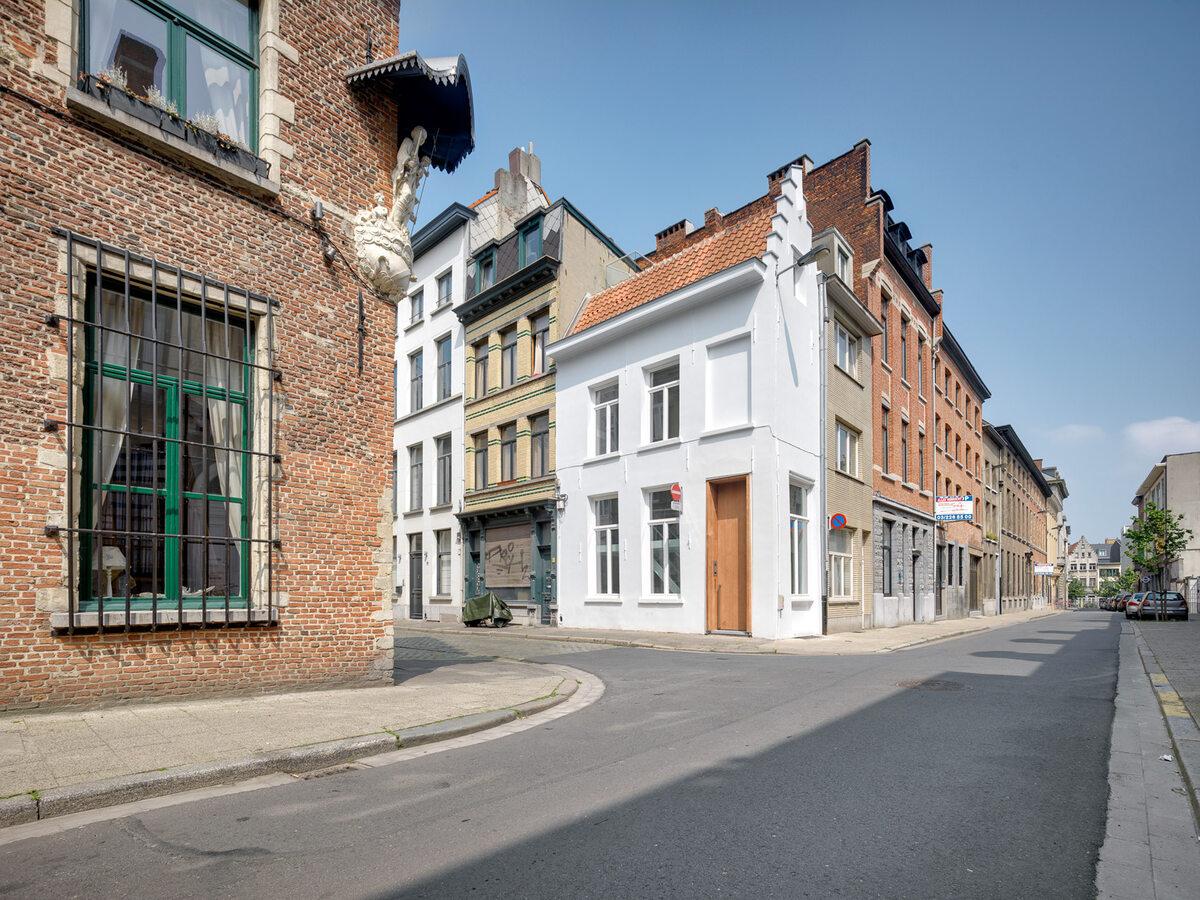 One Room Hotel One Room Hotel w Antwerpii