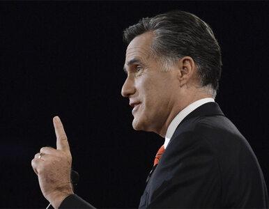 Tak długo Obama prowadził, aż go Romney wyprzedził