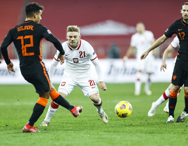 Polska przegrywa w Lidze Narodów. Holendrzy zdobyli dwie bramki w 7 minut