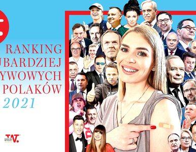 Oto 50 najbardziej wpływowych ludzi w Polsce. Mazurek, Kaczyński, Mata i...