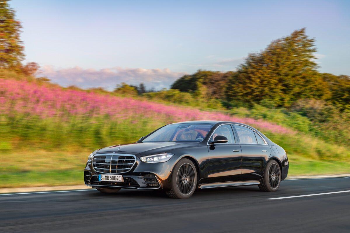Nowy Mercedes Klasy S