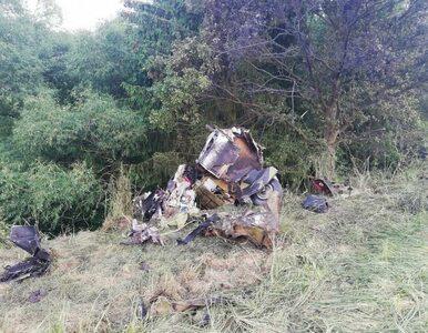 Czechy. Rozbił się samolot wracający z pokazów w Lesznie