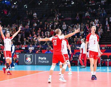 Polscy siatkarze z brązowymi medalami ME! Biało-czerwoni pokonali...