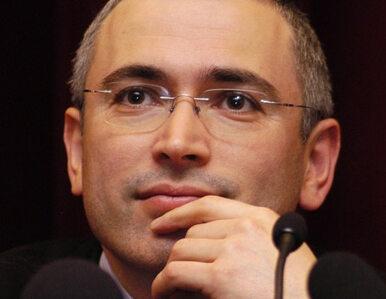Chodorkowski: Prowadzimy wojnę z Ukrainą. Możemy to zatrzymać, władza...