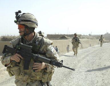 Czterech żołnierzy NATO zabitych w Afganistanie