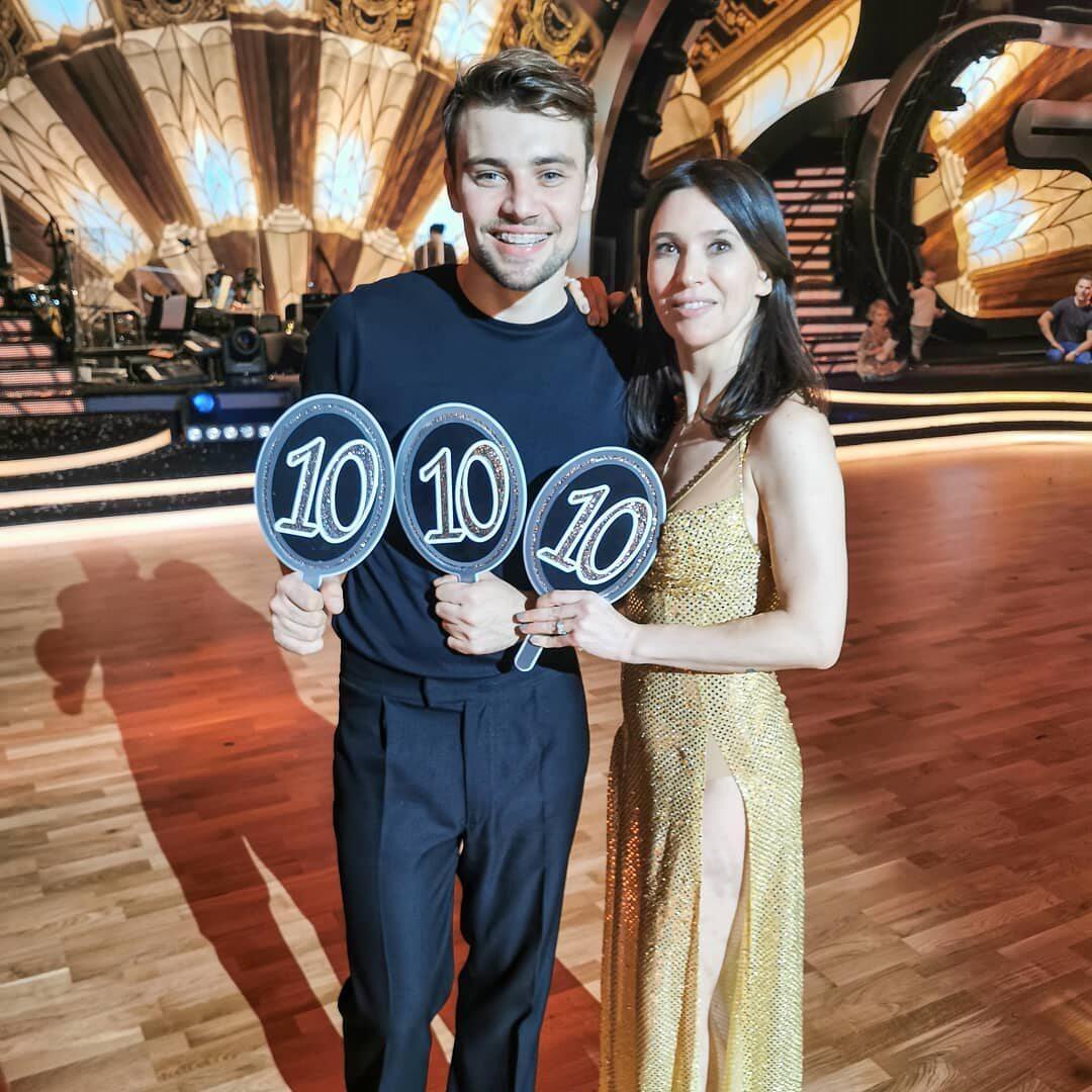Damian Kordas i Janja Lesar