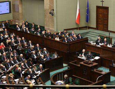 Nocne głosowanie ws. górnictwa. Ostra wymiana zdań w Sejmie