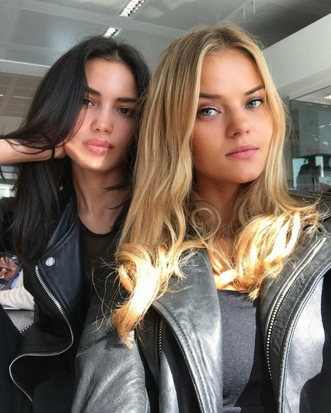 Irina Sharipova i Kate Grigorieva