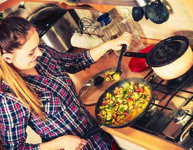 Jakie błędy w kuchni popełniają Polacy?