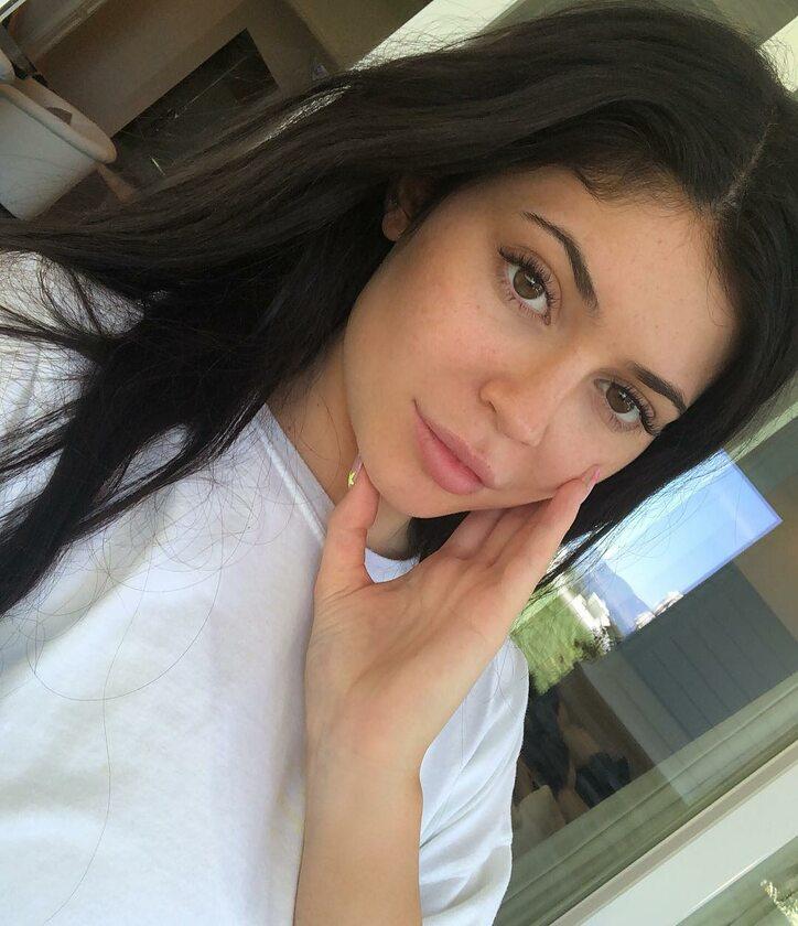Kylie Jenner obecnie