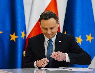 Prezydent podpisał ustawę o ustanowieniu Krzyża Wschodniego
