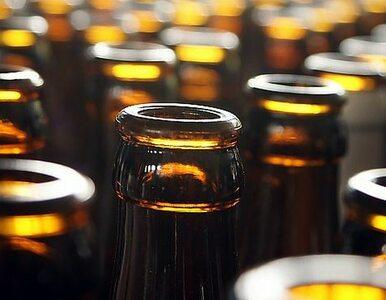 Stracił 10 tysięcy butelek z piwem. Wypadek w Wadowicach