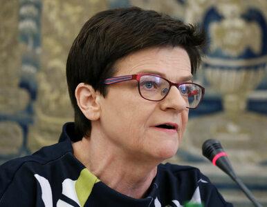Była minister edukacji: Rząd lekceważy strajk szkolny