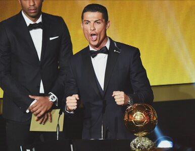 Ronaldo ze Złotą Piłką. Tomaszewski: To nie trzyma się kupy