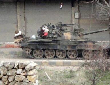 Syryjska opozycja odbije Hims?