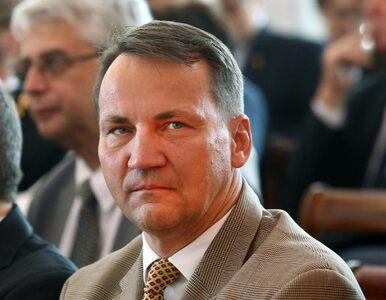 Sikorski: Jacek Saryusz-Wolski prędzej wygra w konkursie Eurowizji