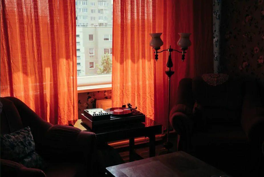 """Mieszkanie w Wilnie inspirowane serialem """"Czarnobyl"""""""
