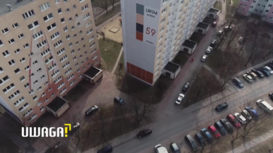 Uwaga! TVN: Dewastowanie budynków na zlecenie, ukrywanie azbestu?...