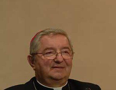 Abp Głódź: kilkunastu biskupów zarejestrowano jako TW