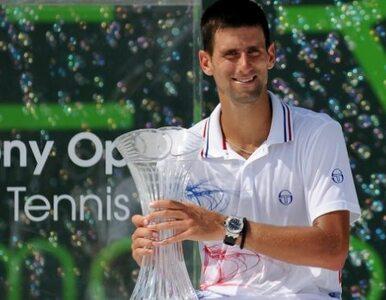 Lider rankingu obronił tytuł. Djokovic triumfuje w Miami