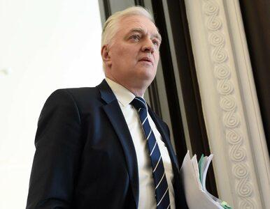 Gowin: Bez akceptacji Radziwiłła nie zamierzam forsować płatnych studiów...