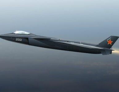 Chiny inwestują w lotnictwo wojskowe. Ich flota powietrzna będzie liczyć...