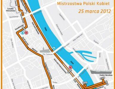 7. Półmaraton Warszawski - biegacze opanują stolicę