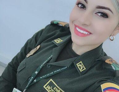 Użytkownicy Instagrama oszaleli na punkcie 24-letniej policjantki....