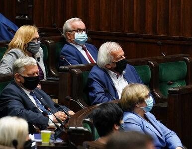 """Kłótnia podczas debaty w Sejmie. """"Siadaj, Terlecki""""; """"Terlecki to cham"""""""
