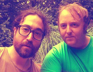 Synowie Johna Lennona i Paula McCartney'a wrzucili wspólne selfie....