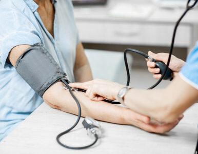 Ciśnienie krwi może różnić się w zależności od tego, na której ręce je...