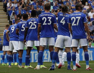Leicester zagra z Napoli. To grupowi rywale Legii Warszawa