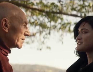 "Serial ""Star Trek: Picard"". Jest trailer!"