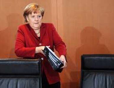 Niemiecka prasa apeluje do Merkel: Czechy są małe, nie bądź dla nich miła!