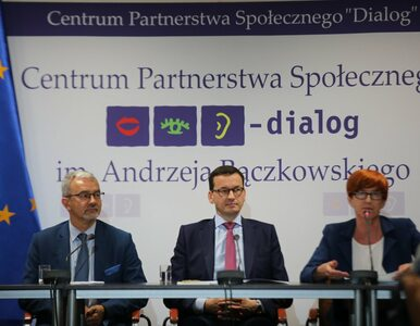 Gdy protestowali w Sejmie, zapraszano ich do Centrum Dialog. Teraz rząd...