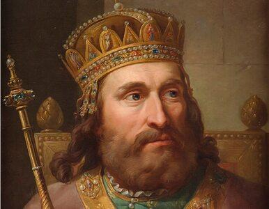 Władca, który Polską rządził z Węgier. Dziś rocznica śmierci ojca...
