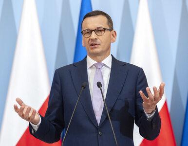 Premier Morawiecki: Ziobro nie wiedział o tym, co się dzieje