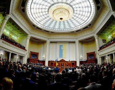 Ukraina ma nowego premiera. Parlament zaakceptował kandydata