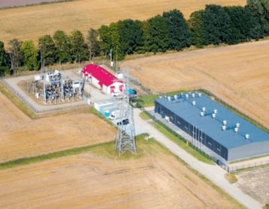 Hybrydowy magazyn na farmie wiatrowej Energi