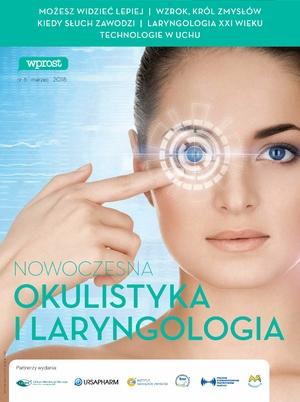 Okulistyka i Laryngologia marzec 2018