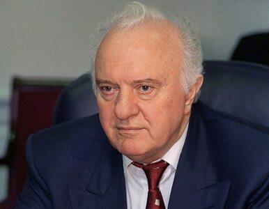 Gruzini pożegnali byłego prezydenta