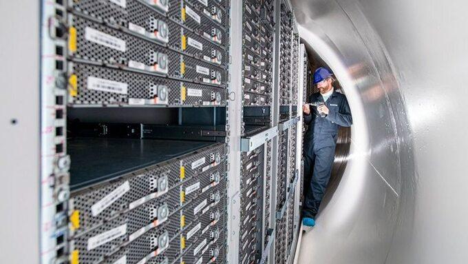 Podwodne centrum danych Microsoftu
