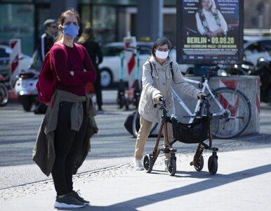 NA ŻYWO: Koronawirus w Polsce i na świecie. Najnowsze informacje z 1 maja