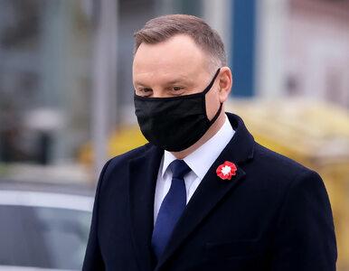 """Andrzej Duda zawetował rządową nowelizację. W tle """"podziały politycznych..."""
