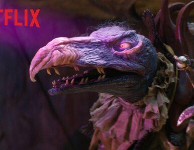 """Netflix pokazał zwiastun """"The Dark Crystal: Age of Resistance"""". Jak..."""