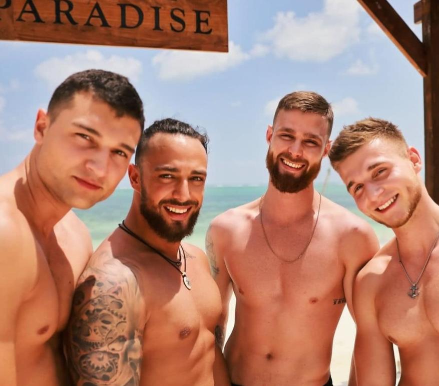 "Uczestnicy 3. sezonu ""Hotel Paradise"""