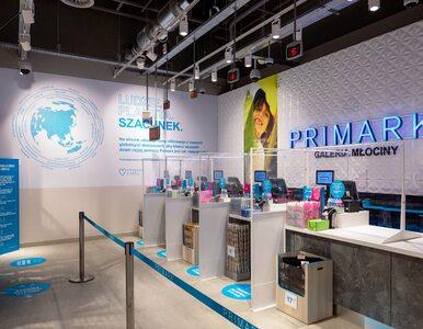 Otwarcie Primark w Galerii Młociny. Sklep wprowadza specjalne środki...