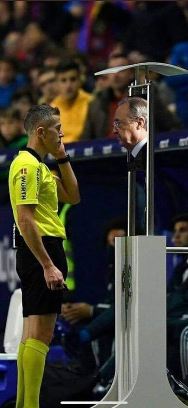 System powtórek VAR będzie sprzymierzeńcem, czy przeciwnikiem Zidane'a?